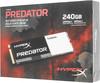 SSD накопитель KINGSTON HyperX Predator SHPM2280P2/240G 240Гб, M.2 2280, PCI-E x4 вид 5