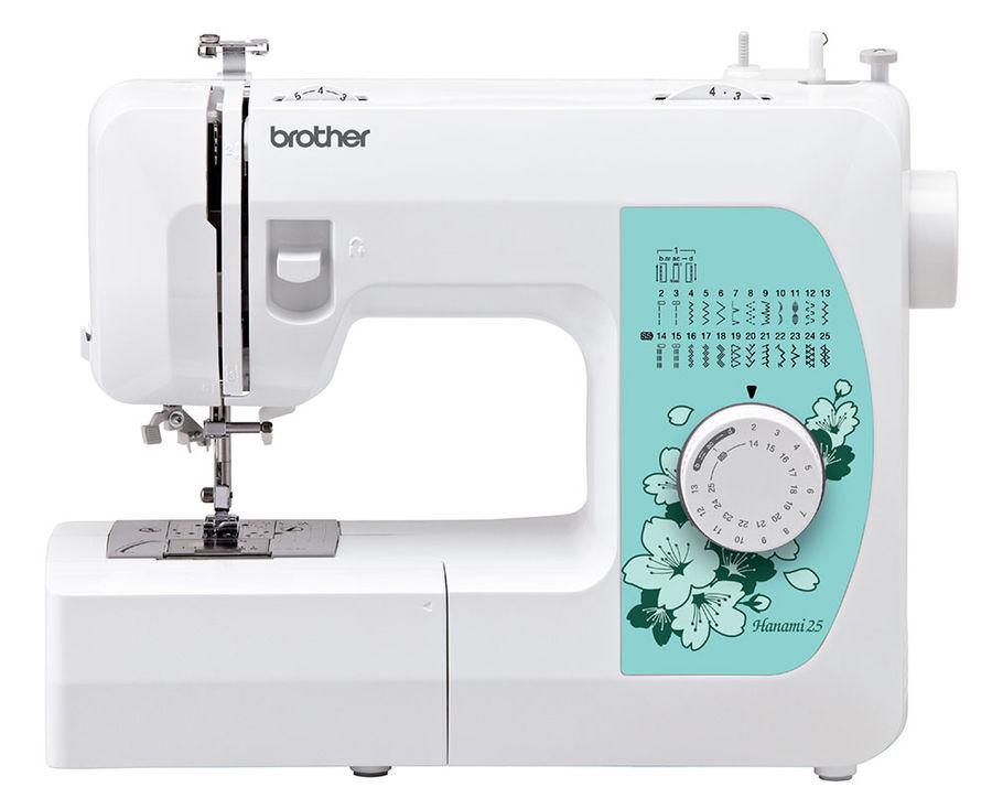 Швейная машина BROTHER Hanami 25 белый [hanami25]