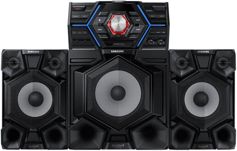 Музыкальный центр SAMSUNG MX-JS5500/RU,  черный