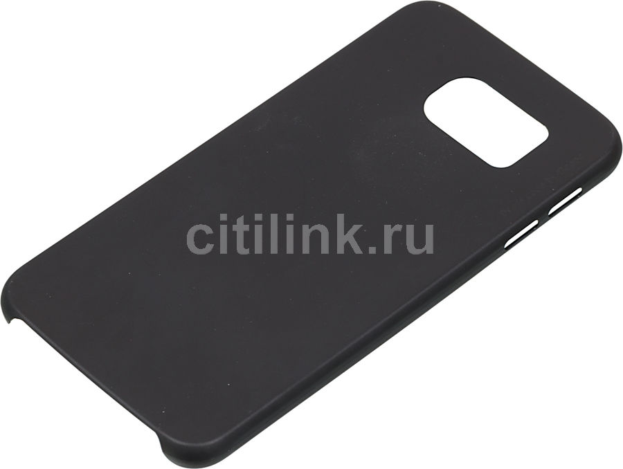 Чехол (клип-кейс) DEPPA Sky Case, для Samsung Galaxy S6, черный [86034]