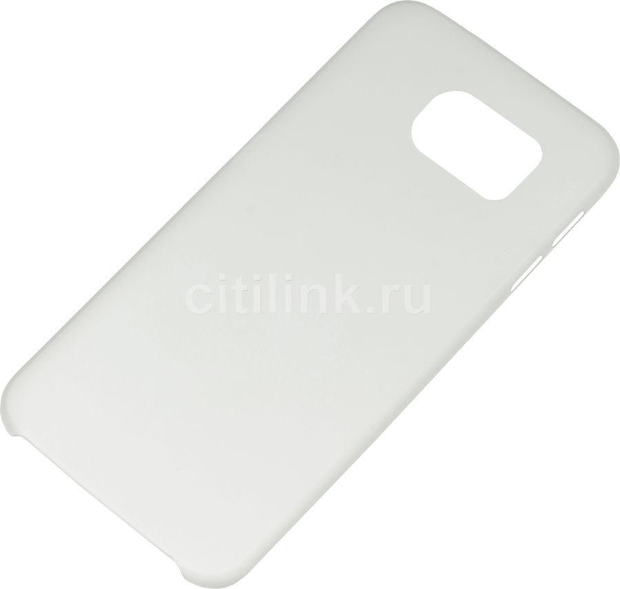 Чехол (клип-кейс) DEPPA Sky Case, для Samsung Galaxy S6, прозрачный [86035]