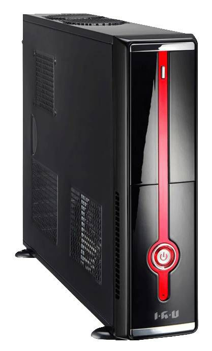Компьютер  IRU City 310,  Intel  Core i3  3250,  DDR3 4Гб, 500Гб,  Intel HD Graphics 2500,  Free DOS,  черный [299211]