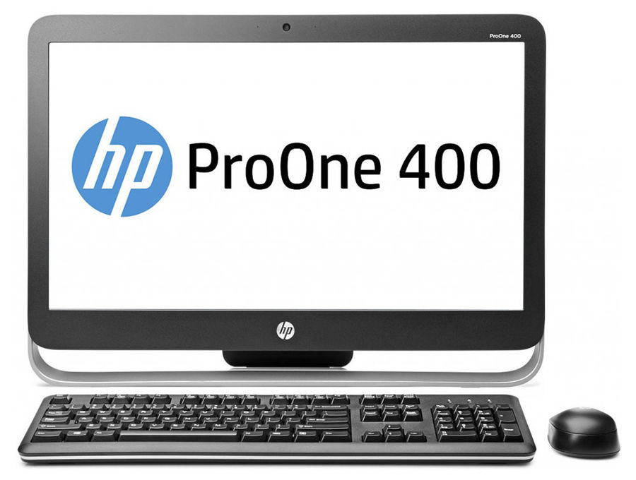 Моноблок HP ProOne 400 G1 21.5