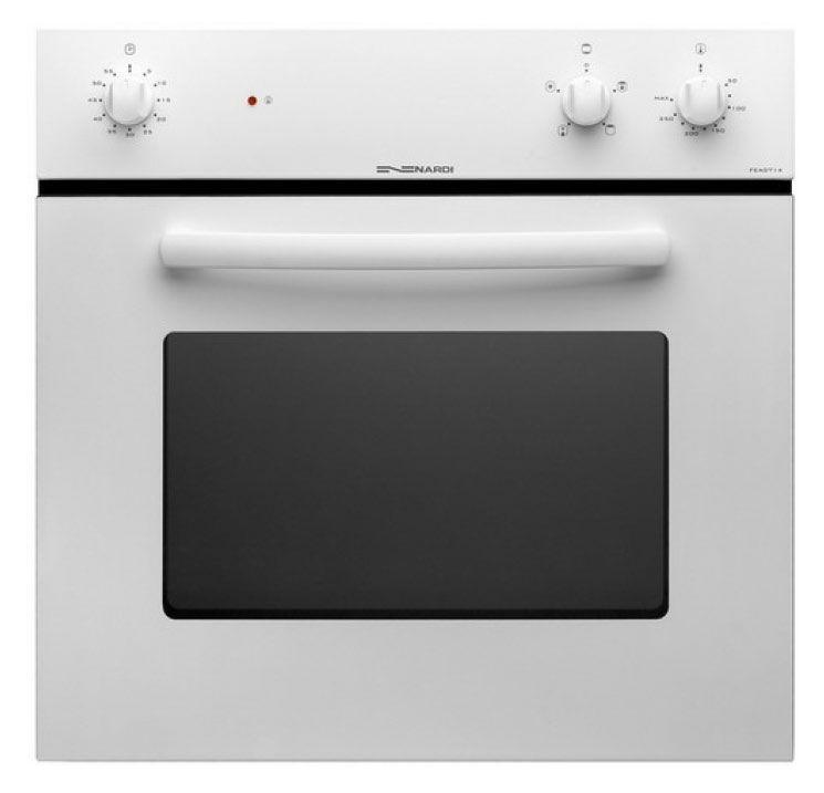 Духовой шкаф NARDI FEX077W,  белый