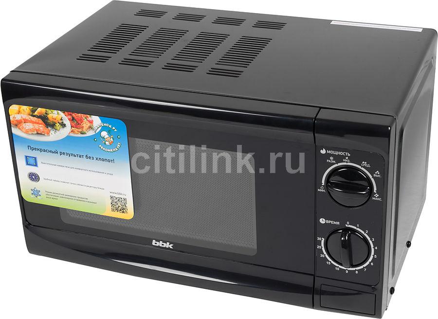 Микроволновая Печь BBK 20MWS-706M/B 20л. 700Вт черный