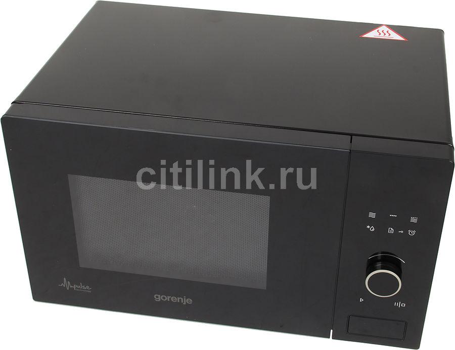 Микроволновая печь GORENJE MO21DGB, черный