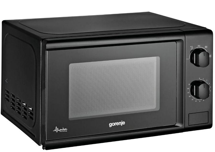 Микроволновая печь GORENJE MMO20MBII, черный