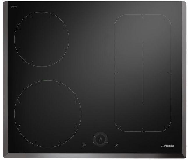 Варочная поверхность HANSA BHI68628,  индукционная,  независимая,  черный