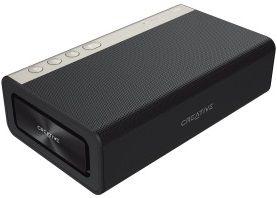 Портативные колонки CREATIVE Sound Blaster Roar 2 MF8190,  черный,  серебристый [51mf8190aa000]