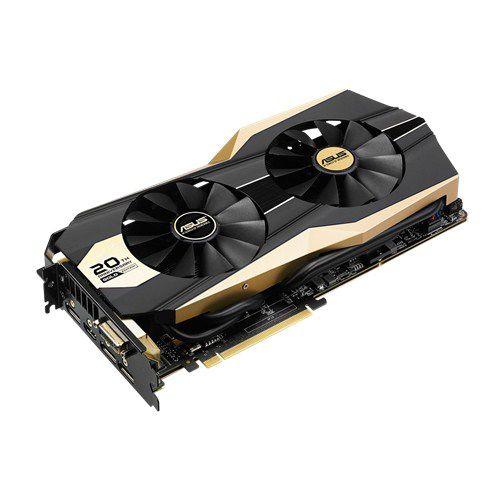 Видеокарта ASUS GeForce GTX 980,  GOLD20TH-GTX980-P-4GD5,  4Гб, GDDR5, OC,  Ret