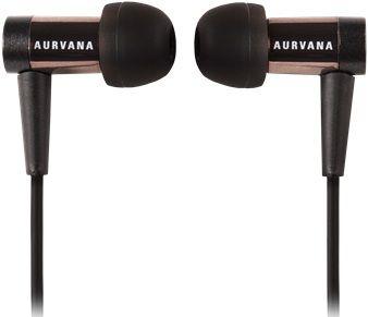 Наушники CREATIVE Aurvana In-Ear 2 Plus, 51EF0670AA001, вкладыши,  черный, проводные