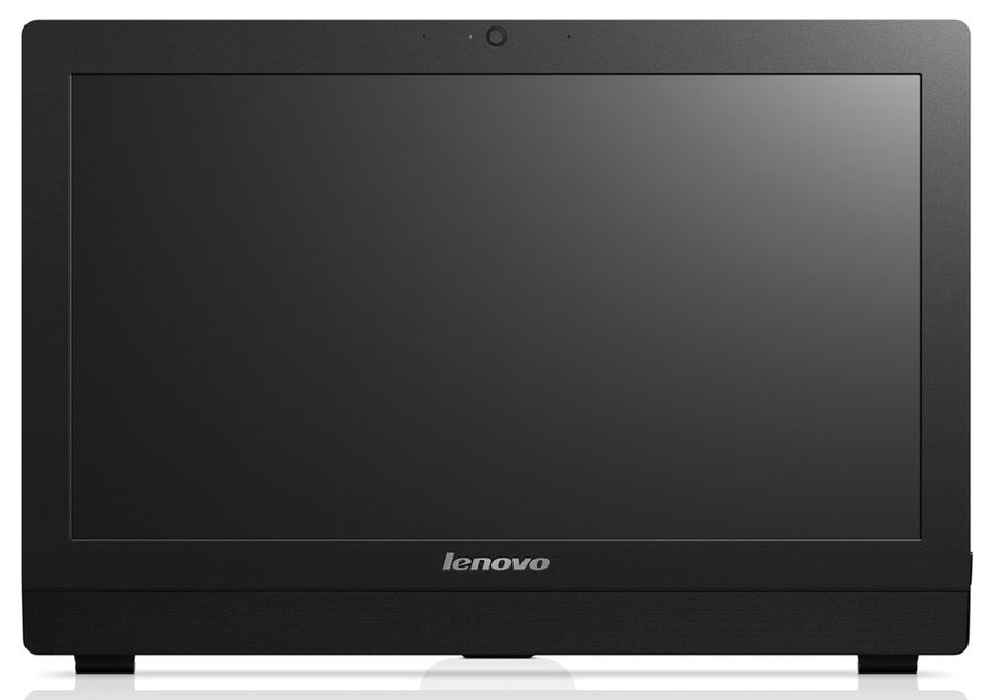 Моноблок LENOVO S20-00, Intel Celeron J1800, 4Гб, 500Гб, Intel HD Graphics, DVD-RW, Windows 8.1, черный [f0ay007crk]