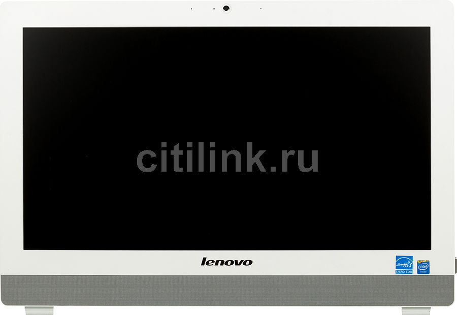 Моноблок LENOVO S20-00, Intel Celeron J1800, 2Гб, 500Гб, Intel HD Graphics, DVD-RW, Windows 8.1, белый [f0ay006lrk]