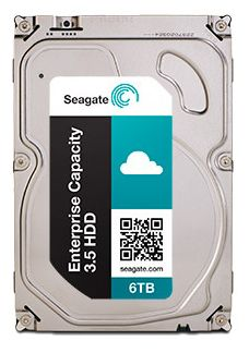 Жесткий диск SEAGATE Enterprise ST6000NM0034,  6Тб,  HDD,  SAS,  3.5