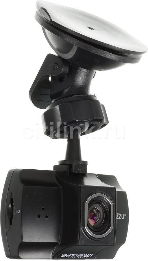 Видеорегистратор GINZZU FX-801HD черный