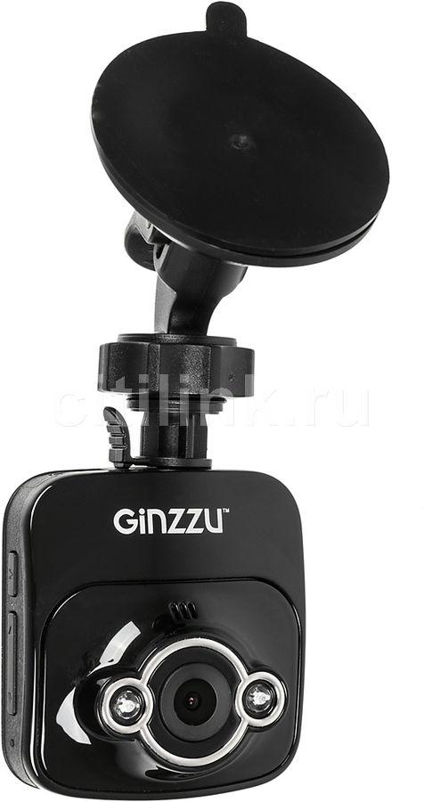 Видеорегистратор GINZZU FX-901HD черный