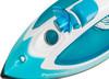 Утюг PANASONIC NI-P300TATW,  1780Вт,  голубой/ белый вид 6