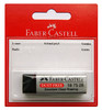 Ластик Faber-Castell DUST FREE 263424 черный блистер