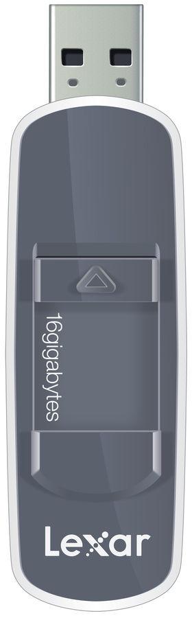 Флешка USB LEXAR JumpDrive S70 16Гб, USB2.0, серый [ljds70-16gabeu]