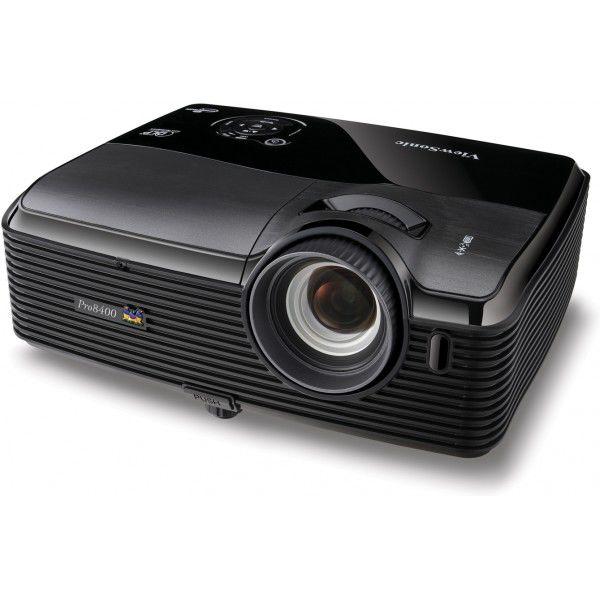 Проектор VIEWSONIC Pro8400 черный [vs13647]