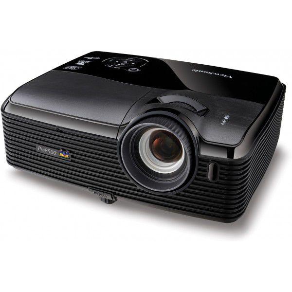 Проектор VIEWSONIC Pro8500 черный [vs13645]