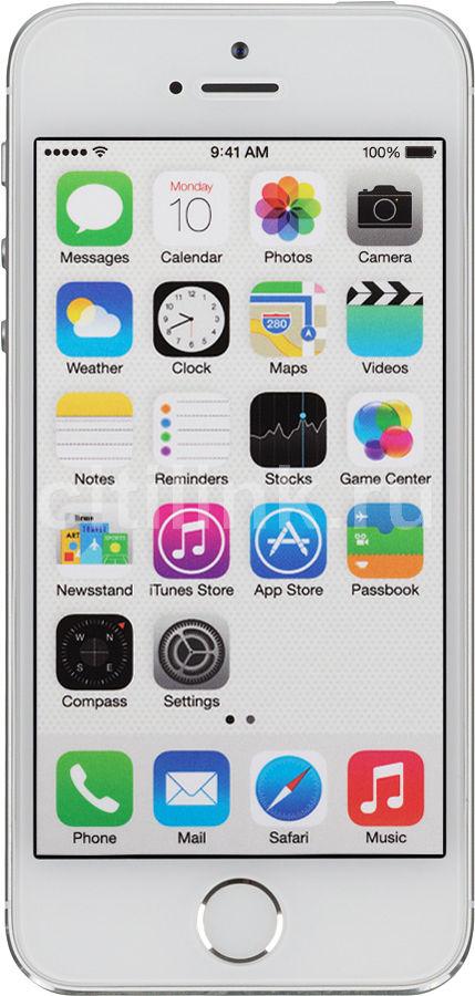 Смартфон APPLE iPhone 5s FF353RU/A  16Gb