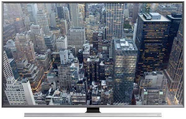 LED телевизор SAMSUNG UE85JU7000UXRU