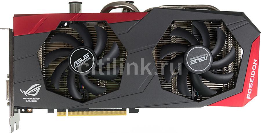 Видеокарта ASUS GeForce GTX 980,  POSEIDON-GTX980-P-4GD5,  4Гб, GDDR5, Ret