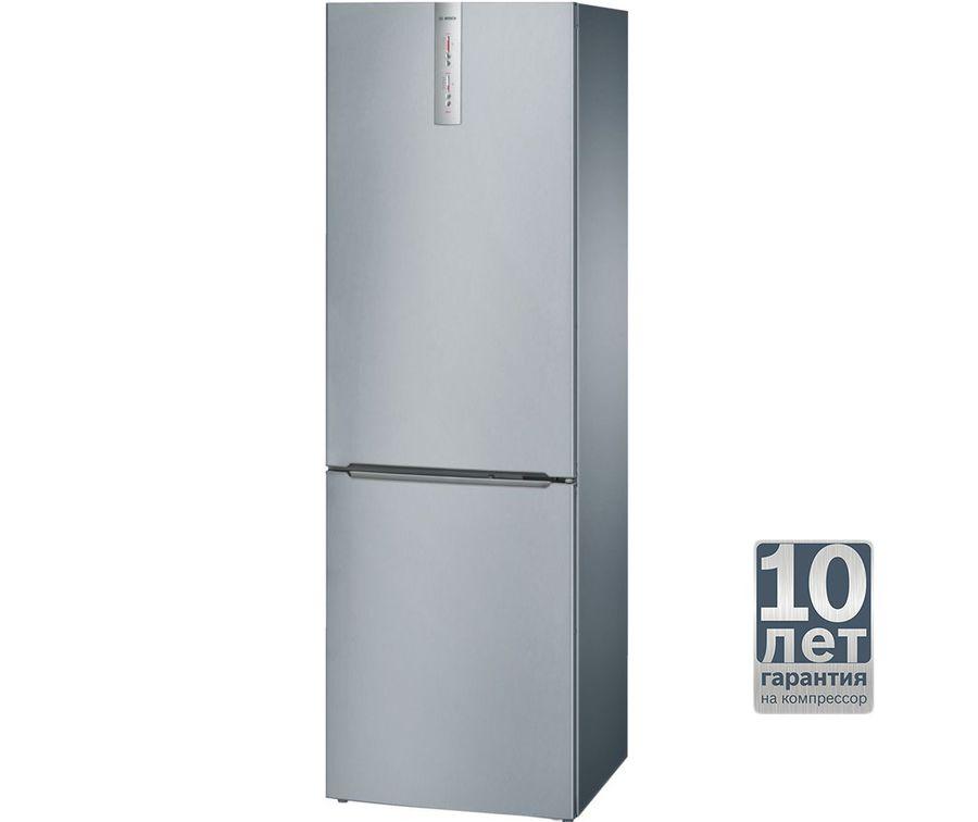 Холодильник BOSCH KGN36VP14R,  двухкамерный,  серый