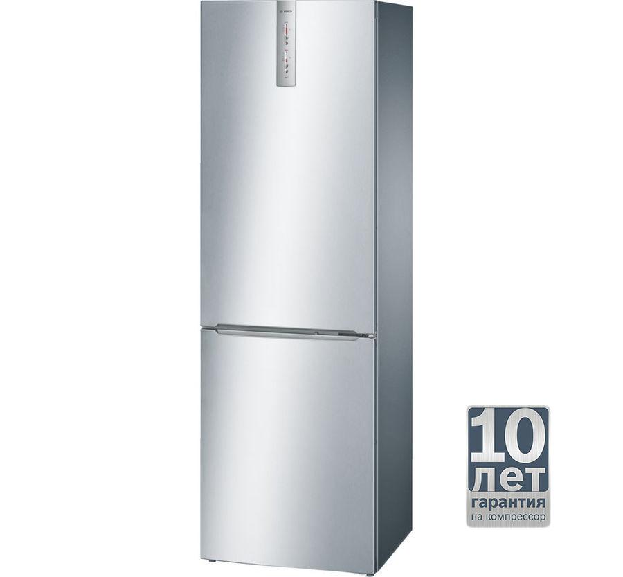 Холодильник BOSCH KGN36VL14R,  двухкамерный,  нержавеющая сталь