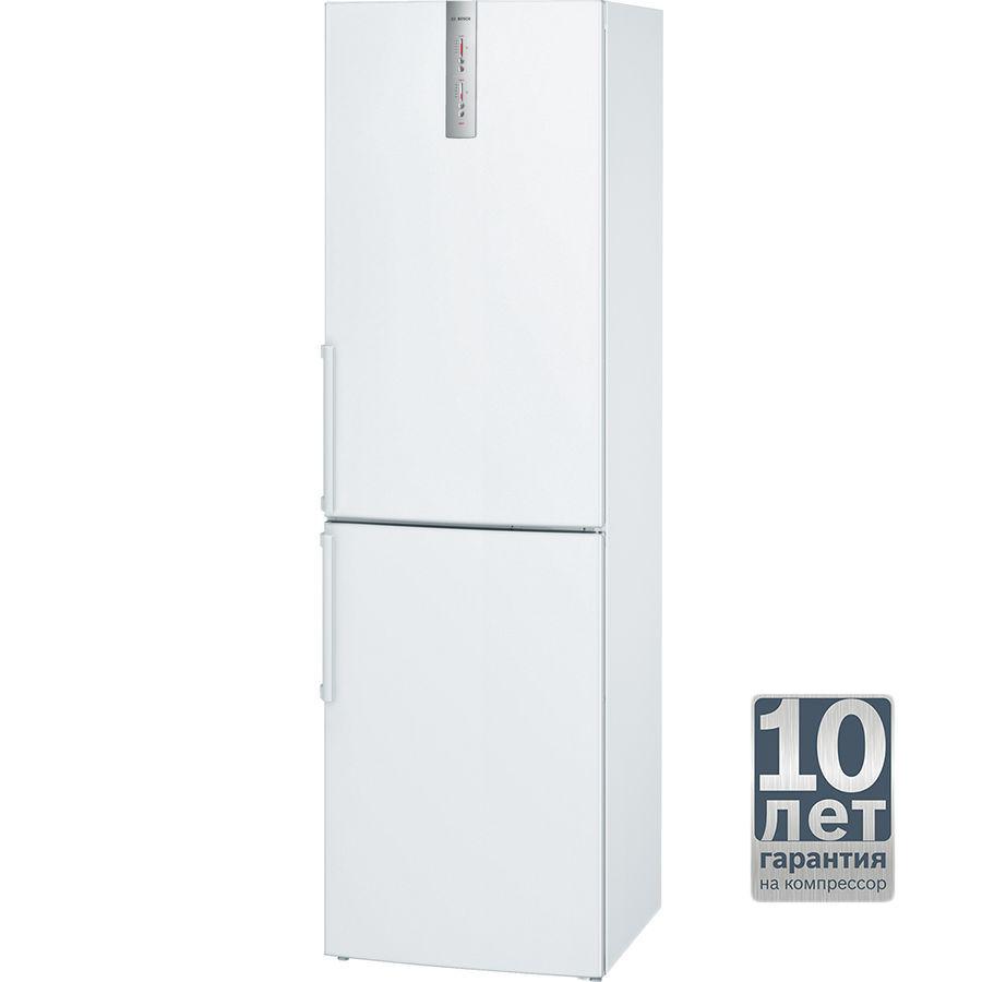Холодильник BOSCH KGN39XW14R,  двухкамерный,  белый
