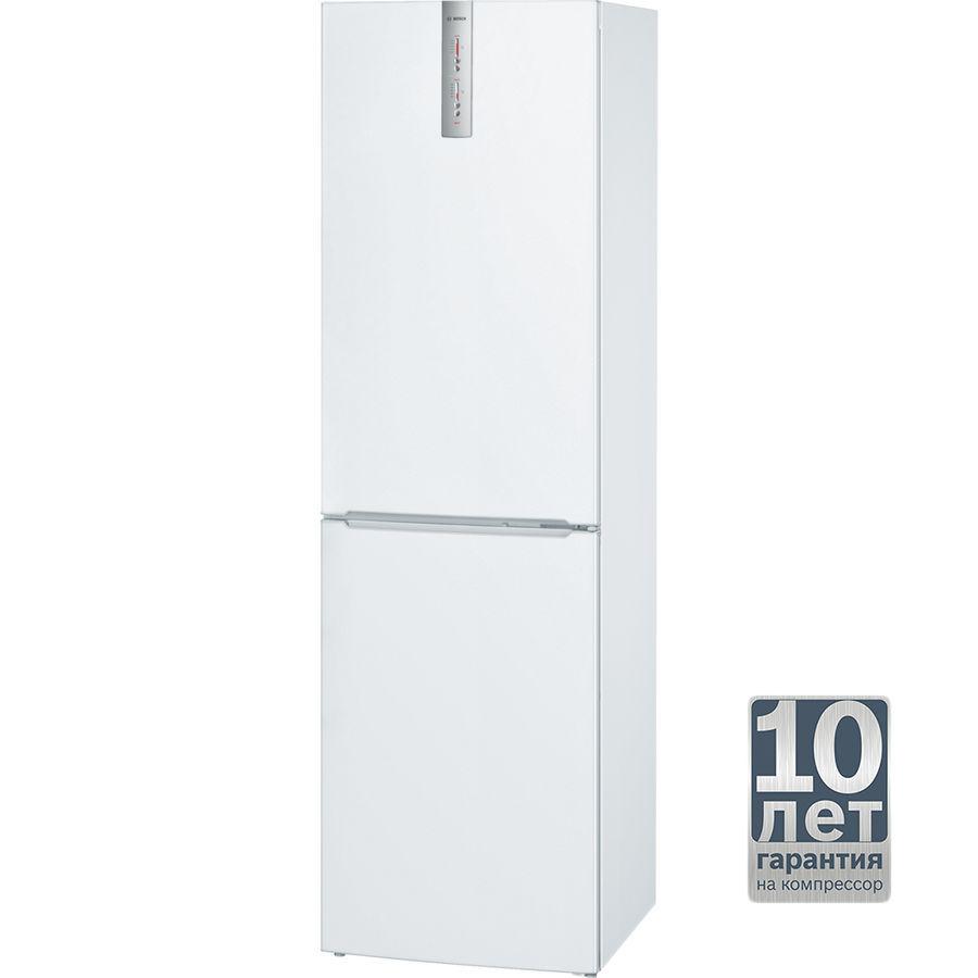 Холодильник BOSCH KGN39XW24R,  двухкамерный,  белый