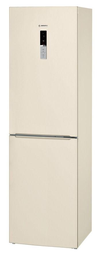 Холодильник BOSCH KGN39VK15R,  двухкамерный,  бежевый