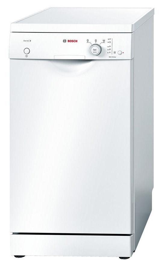 Посудомоечная машина BOSCH SPS30E32RU,  узкая, белая