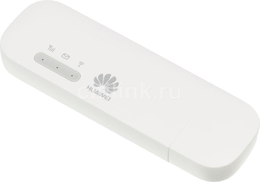 Модем HUAWEI E8372 2G/3G/4G, внешний, белый [51071lgw]