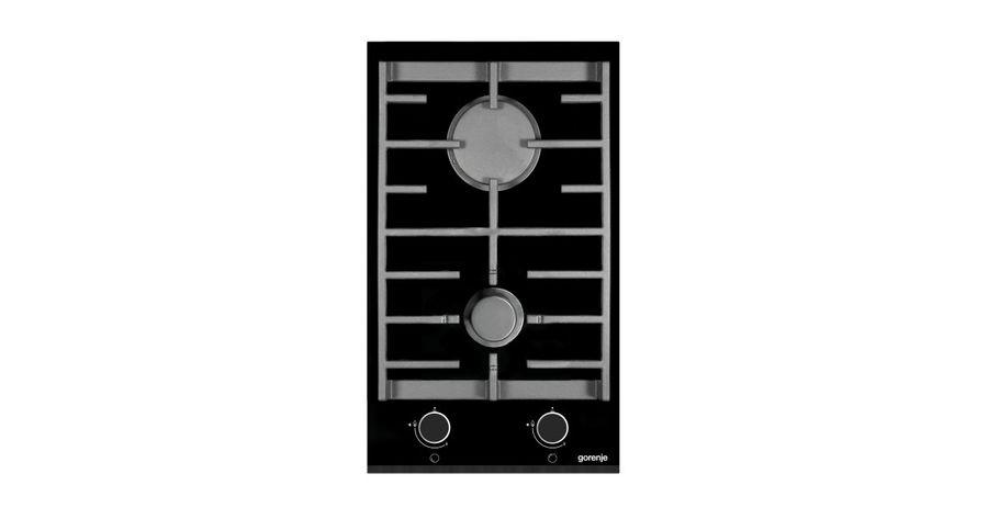 Варочная панель GORENJE GC341UC,  независимая,  черный