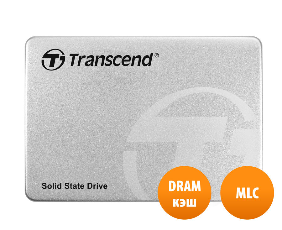 "SSD накопитель TRANSCEND TS512GSSD370S 512Гб, 2.5"", SATA III"