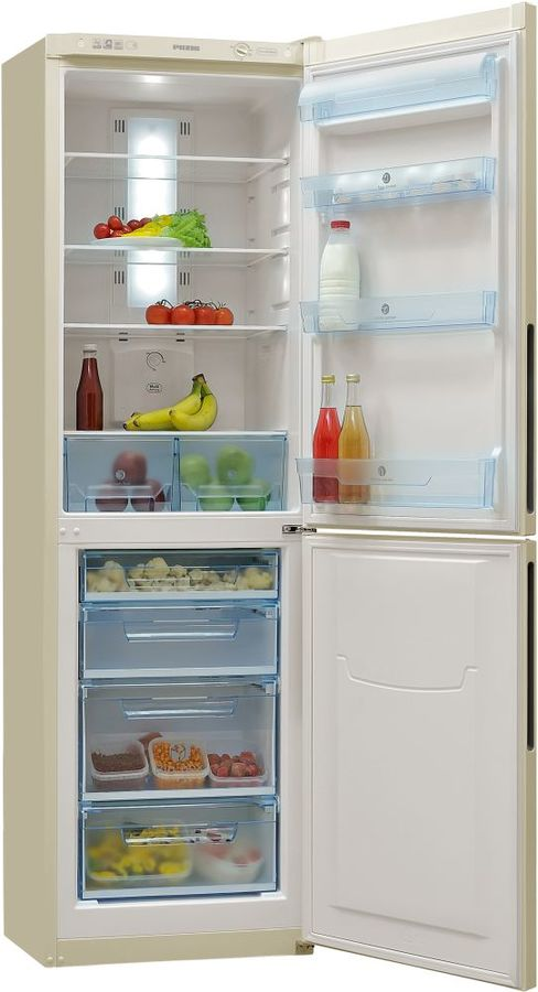 Холодильник POZIS RK FNF-172,  двухкамерный, бежевый [576tv]