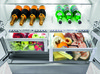 Холодильник LIEBHERR CBNes 6256,  трехкамерный, серебристый вид 13