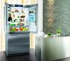 Холодильник LIEBHERR CBNes 6256,  трехкамерный, серебристый вид 7