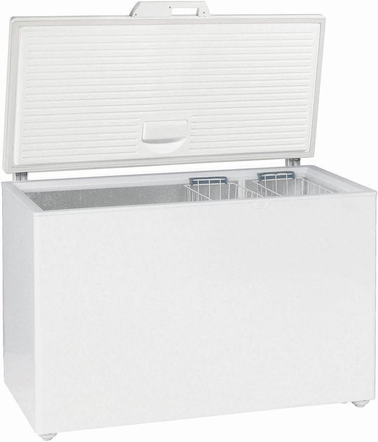 Морозильный ларь LIEBHERR GT 4232 белый