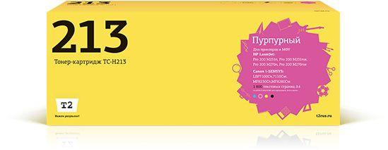 Картридж T2 TC-H213 пурпурный