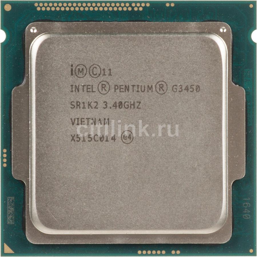 Процессор INTEL Pentium G3450, LGA 1150 OEM