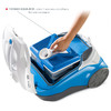 Пылесос THOMAS Aqua-Box Perfect Air Allergy Pure, 1700Вт, белый/синий вид 28