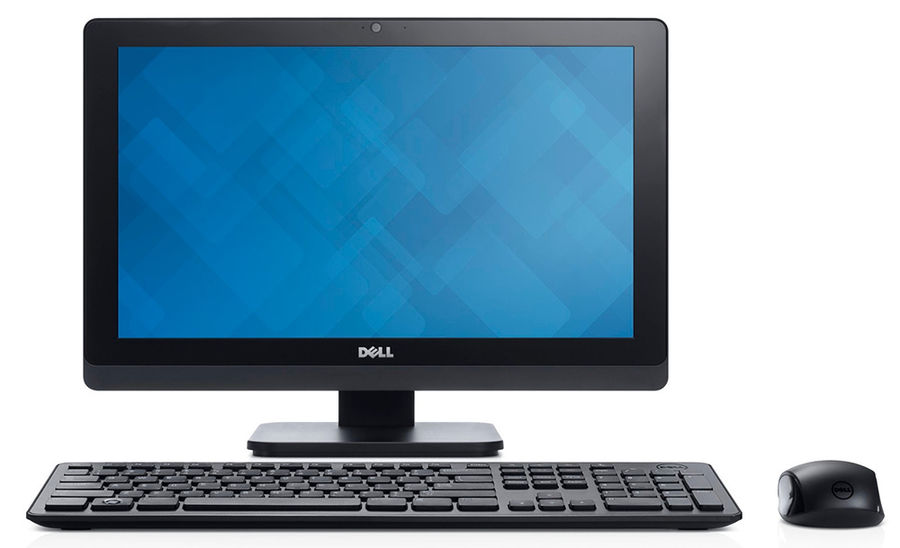 Моноблок DELL Optiplex 3030, Intel Core i5 4590S, 8Гб, 500Гб, Intel HD Graphics 4600, DVD-RW, Windows 8.1 Professional, черный [3030-6958]
