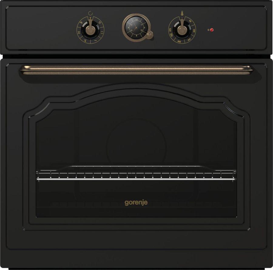 Духовой шкаф GORENJE Classico BO53CLB,  антрацит