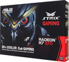 Видеокарта ASUS Radeon R7 370,  STRIX-R7370-DC2OC-4GD5-GAMING,  4Гб, GDDR5, OC,  Ret вид 7