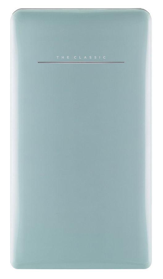 Холодильник DAEWOO FN-153CM,  однокамерный,  мятный