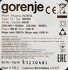 Пылесос GORENJE VC1615G, 1600Вт, зеленый вид 9