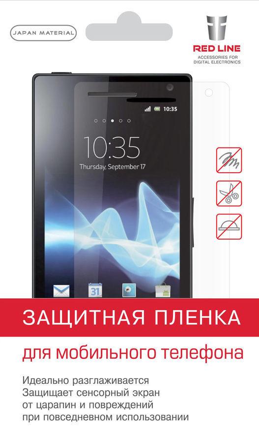 Защитная пленка REDLINE для Samsung Galaxy S6,  матовая, 1 шт [ут000006263]